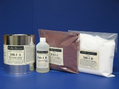 Flexible Epoxy Patch 200 Standard Cure Formula