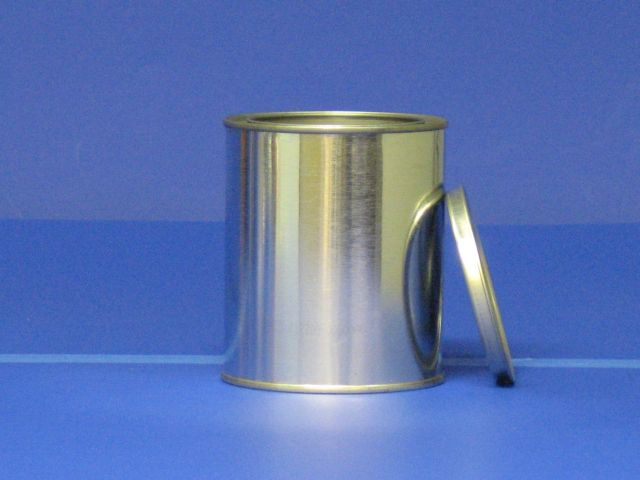 Pint Tin Can, lid