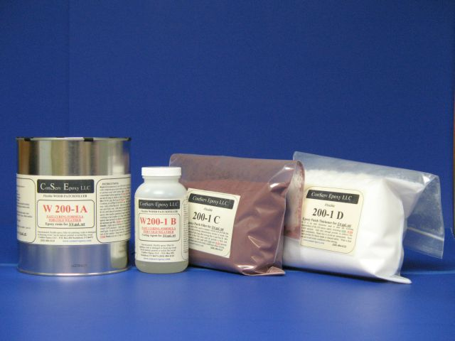 Flexible Epoxy Patch W200 Faster Curing Formula For Cold Weather
