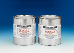 W300-1 Flexible Epoxy Patch Fast Curing - 3/4 gallon