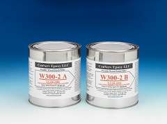 W300-2 Flexible Epoxy Patch Fast Curing - 3/8 gallon